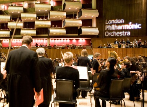 Tänze – new work for the London Philharmonic Orchestra and London Music Masters